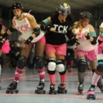 <b>Roller derby</b> bout set for Saturday