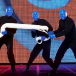 Blue Man Group: 'It's the funniest show I've ever seen'