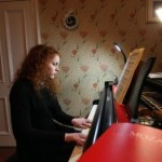 Talented young <b>pianists</b> prepare for Mozart concert in Gateshead this weekend