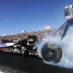 Texas' Spencer Massey tops NHRA <b>Top Fuel</b> qualifying at Spring Nationals