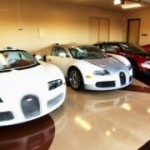 Floyd Mayweather's $6 million <b>exotic car</b> collection is stunning