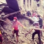 Nepal's earthquake, one Instagram photo at a time