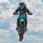 <b>Motocross</b> champion Kate Lees: Racer and role model