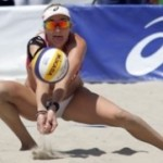 Brazil tops USA for <b>volleyball</b> gold at Long <b>Beach</b> Grand Slam