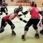 South Jersey <b>roller derby</b> girls skate through life