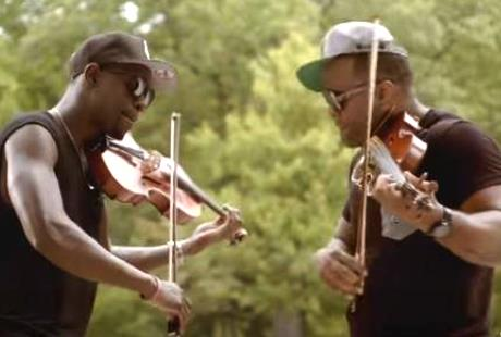 Black Violin wants to break your classical music stereotypes
