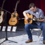 Musicians tune up for 'Olympics' festival of fingerstyle guitarists