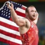 Kyle Snyder, 20, becomes youngest gold-medal winning American wrestler in history