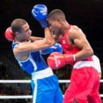 Olympic boxing – Trying something different!