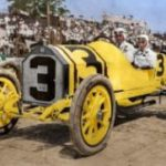 These Colorized Photos Show a Century's Evolution of Indy 500 Racing