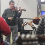 Grammy winning artist passes knowledge, passion for mariachi to local students