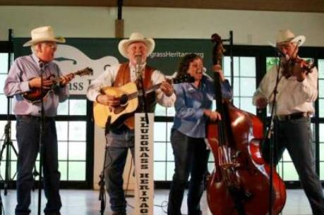 How bluegrass music blossomed in Brown County