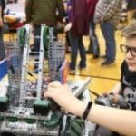 West Salem High wins big at robotics competition
