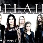 Video Footage Of DELAIN Bassist's Testicle-Rupturing Stage Mishap