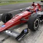IndyCar Racing Goes NASCAR At Chicagoland