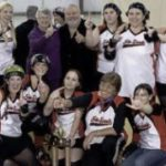 Roller Derby world mourns the loss of a Legend