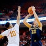 Longhorns suffer first home loss of the season