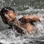 Rakesh wins country's longest swimming competition